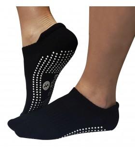 Non slip yoga sock size S x2