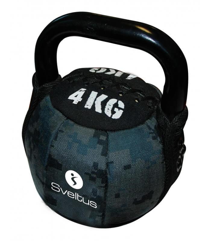 Soft kettlebell 4 kg
