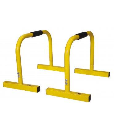 Parallel mini bar yellow x2
