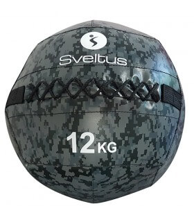 Camouflage wall ball 12 kg