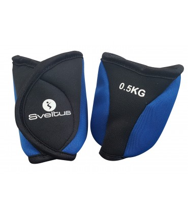 Ankle weighted cuff 500 g x2