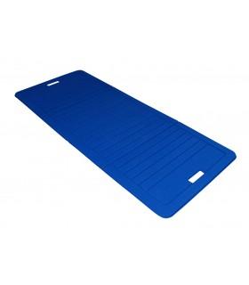 Tapis pliable bleu 140x60 cm