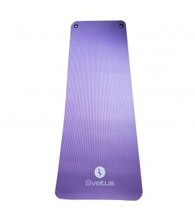 Training mat purple 180x60 cm