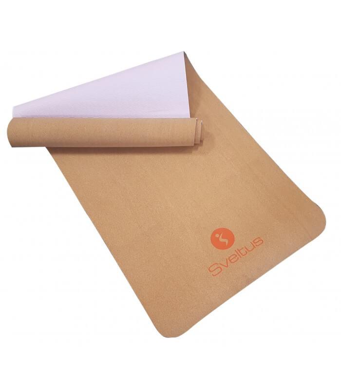 Cork yoga mat 183x61 cm