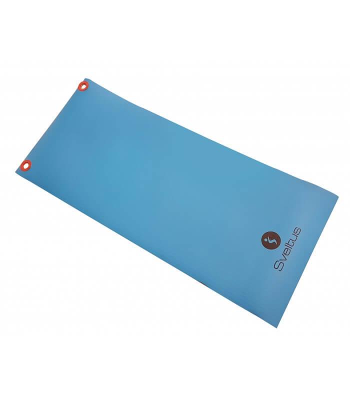 Tapis mousse HD bleu 140x60 cm