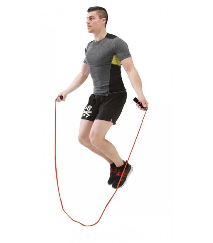 Corde à sauter PVC lestable