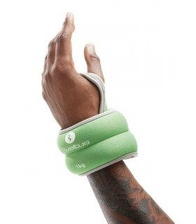 Bracelets lestés poignet 1 kg (la paire)