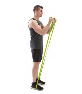 Power band vert 11-30 kg strong
