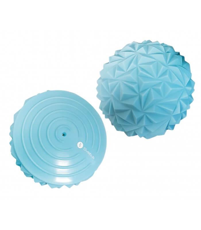 Demi-sphères de massage des pieds