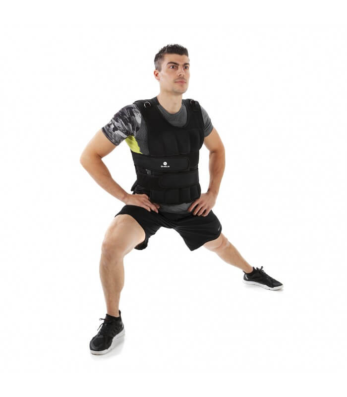 Weighted vest 10 kg