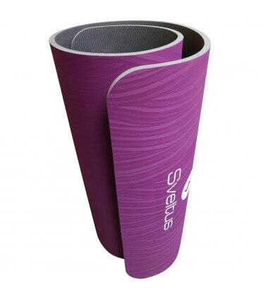 Studio mat purple/grey 140x60 cm