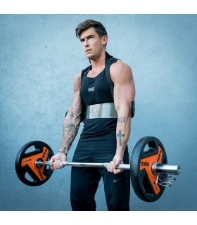 Disque olympique à poignées 10 kg x1