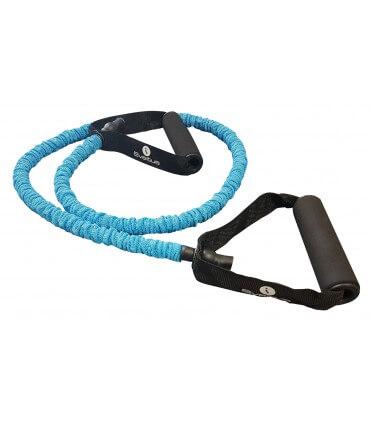Fitness power tube bleu light bte