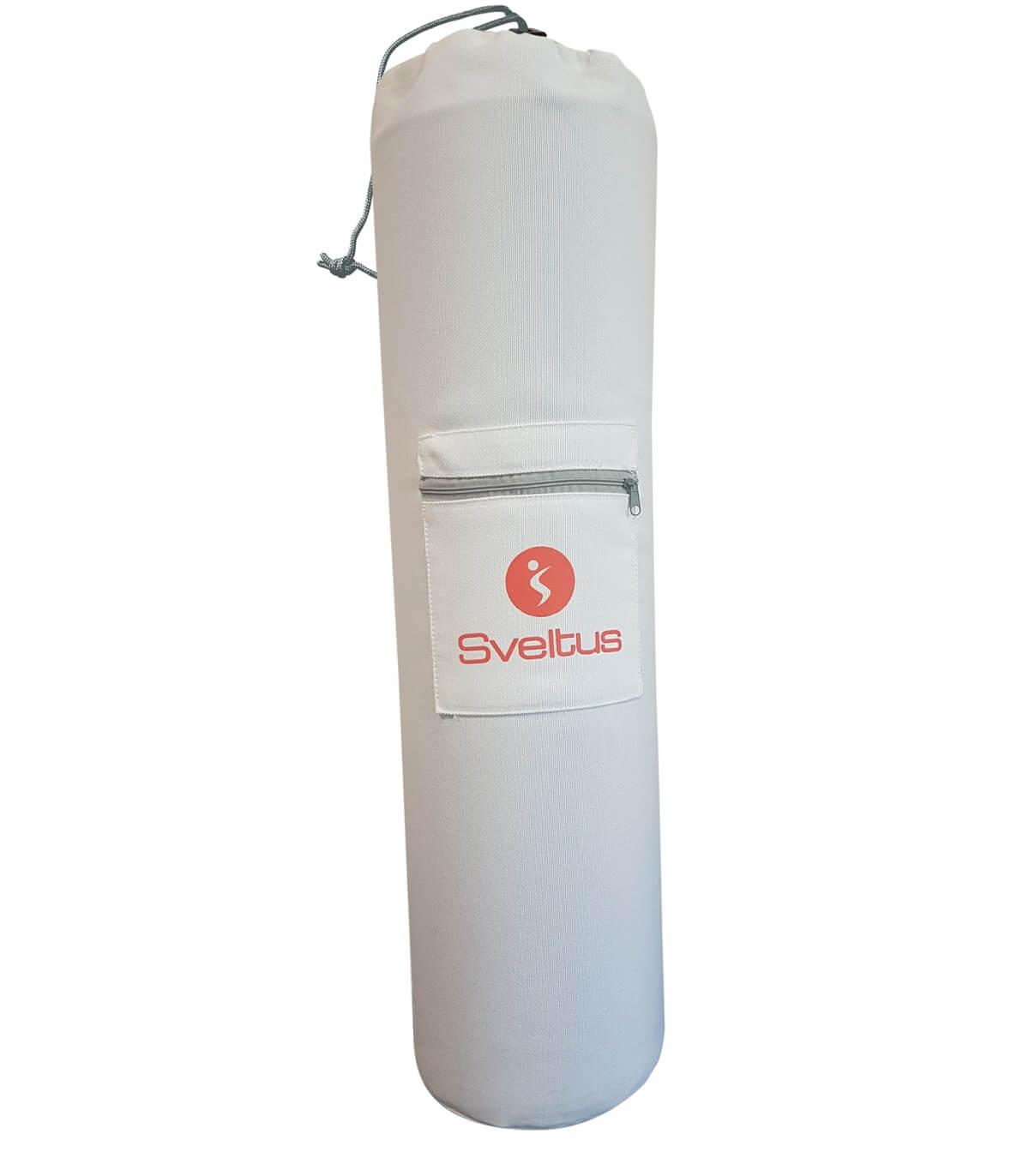 75 cm ou 90 cm de large Surya Bag Cotton Grand sac de yoga pour tapis de yoga en laine vierge 100 /% coton Aubergine Taille XL pour tapis de yoga de 60 cm