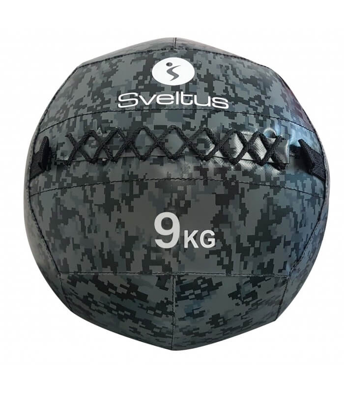 Camouflage wall ball 9 kg