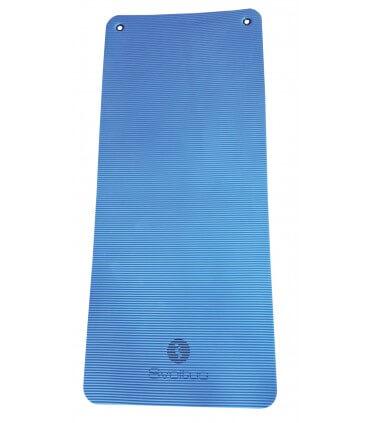 Tapis confort bleu L140 cm