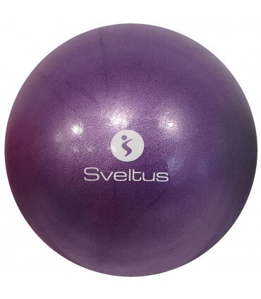 Soft ball purple Ø22/24 cm bulk