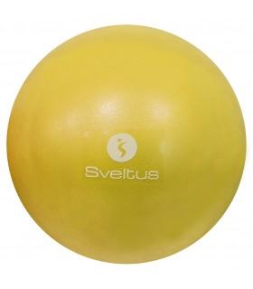 Ballon pédagogique jaune Ø22/24 cm vrac