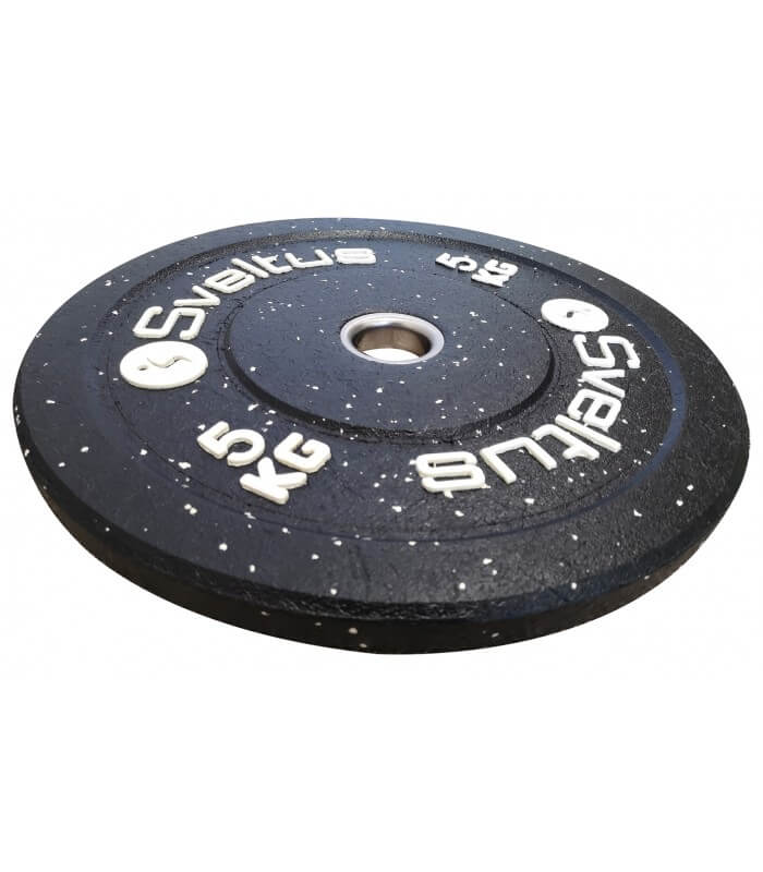 Olympic bumper plate 5 kg x1