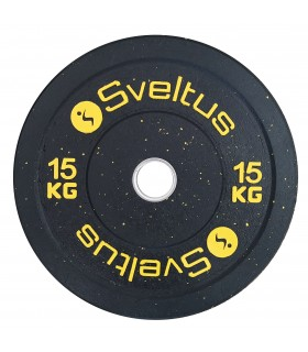 Olympic bumper plate 15 kg x1