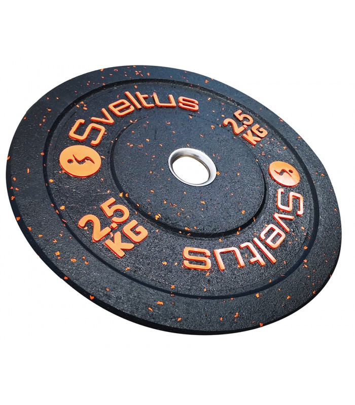 Disque olympique bumper 2,5 kg x1