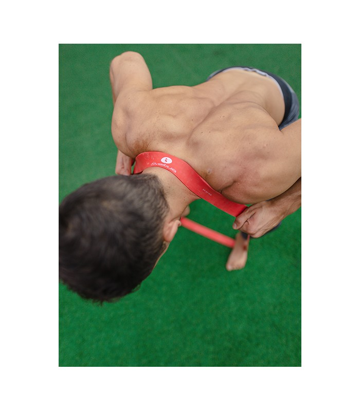 Power band rouge 23-57 kg