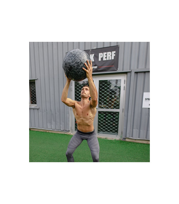 Wall ball camouflage - 9 kg