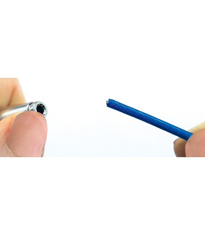 "Corde à sauter aluminium ""pencil"""