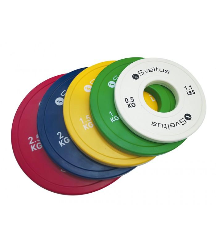 Mini olympic disc 0.5 kg x1
