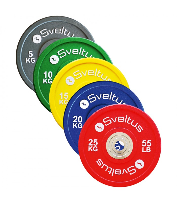 Competition olympic disc 10 kg x1