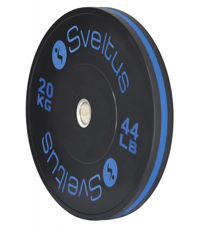 Disque olympique training 20 kg x1