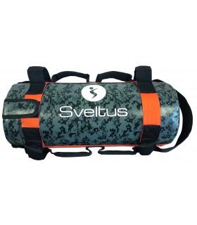 Camouflage sandbag 15 kg