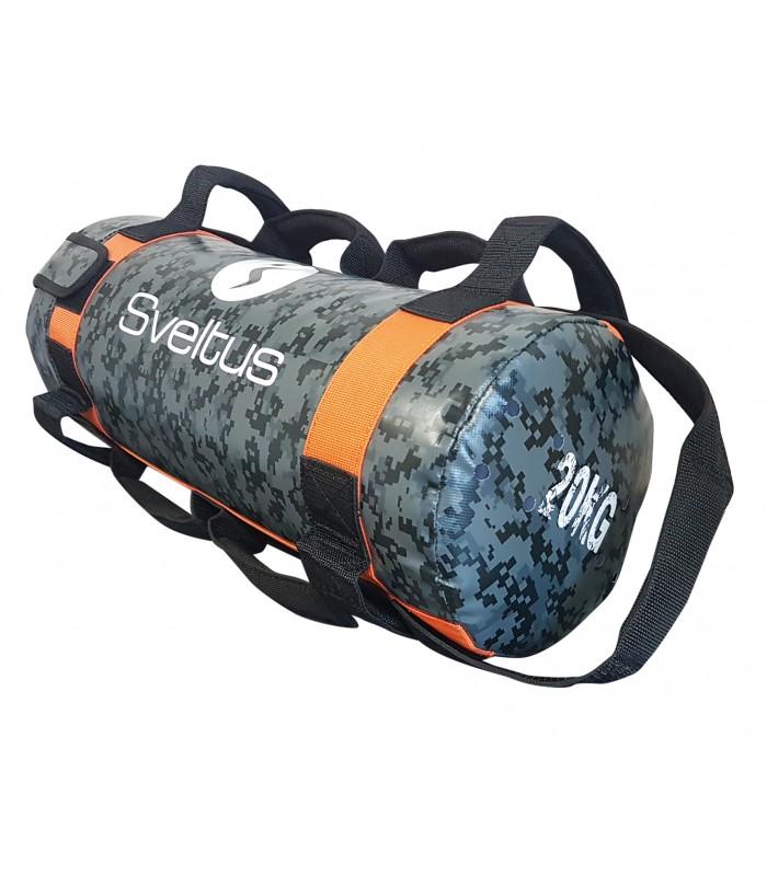 Camouflage sandbag 20 kg