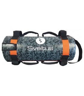 Camouflage sandbag 25 kg
