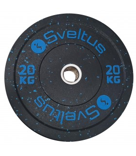 Olympic bumper plate 20 kg x1