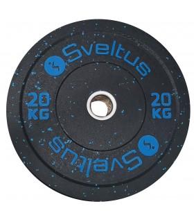Disque olympique bumper 20 kg x1