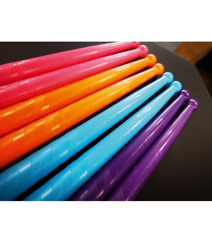 Fit stick pink x2