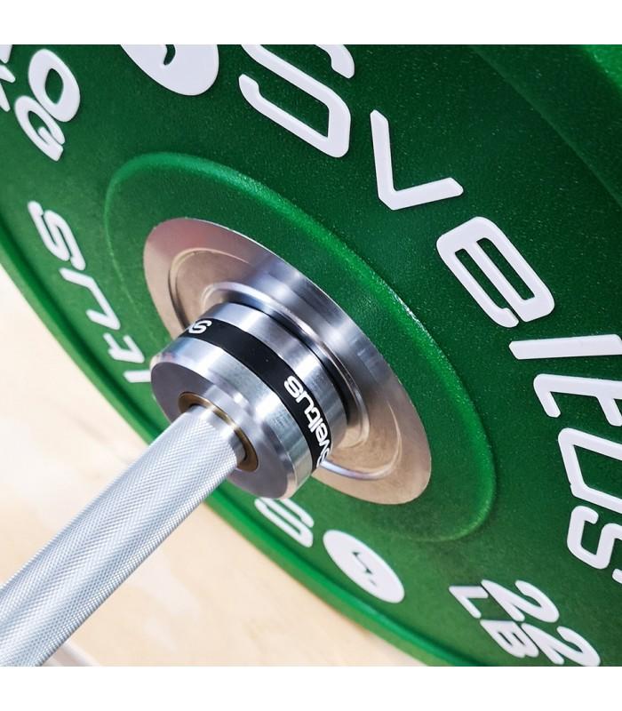Barre olympique 20kg - noir
