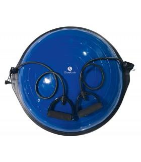 Non-slip dome trainer blue