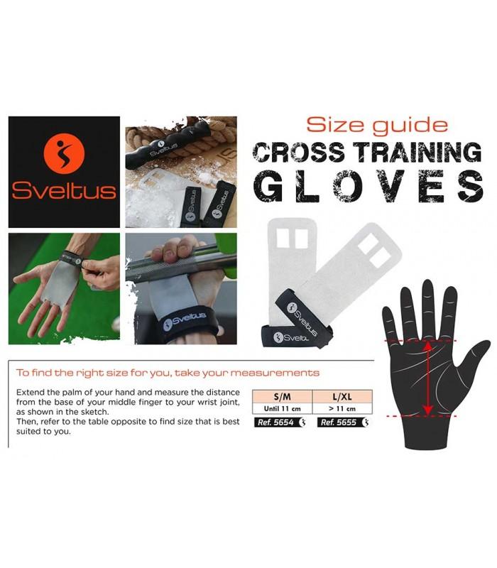 Cross training glove L/XL x2