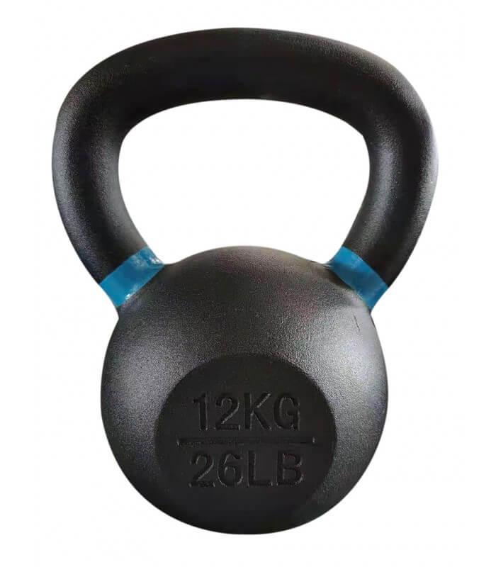 Kettlebell training 12 kg