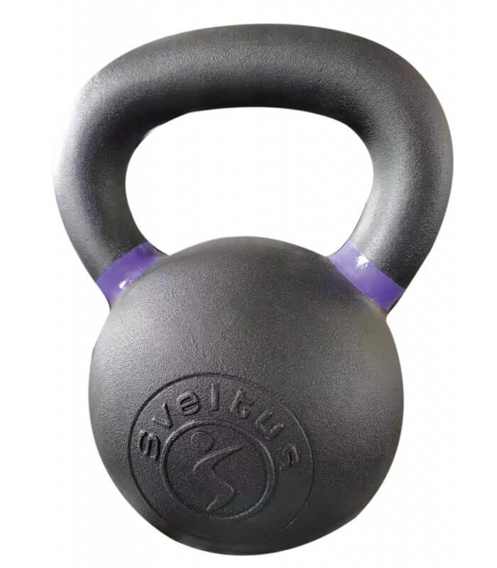 Kettlebell training 20 kg