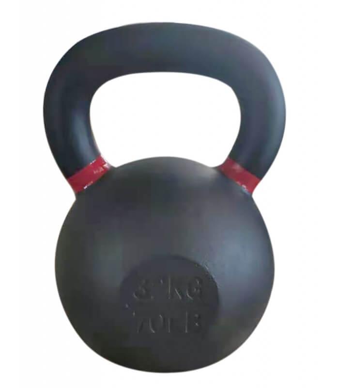 Kettlebell training 32 kg